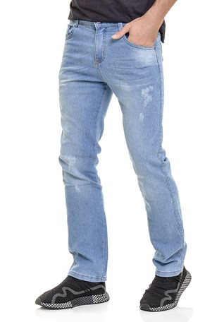 Calça Jeans América do Sul Skinny Masculina