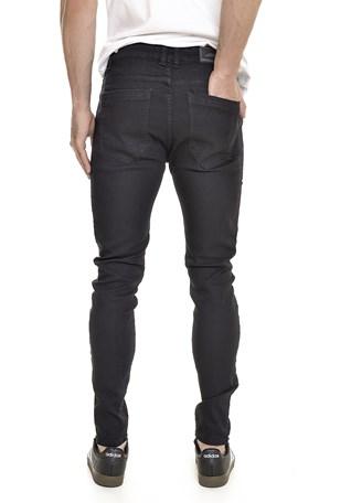 Calça Jeans Lemier Collection Básica Skinny Preta