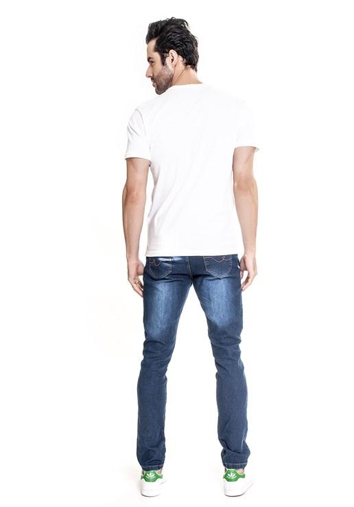 Calça Jeans Tex Five Slim Fit Masculina