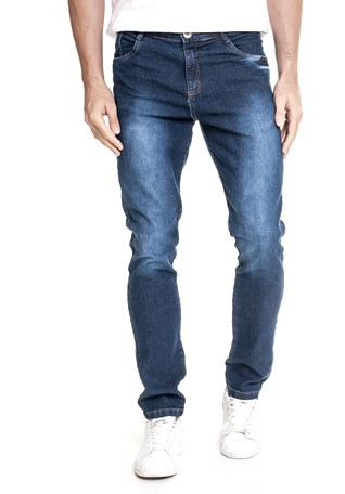 Calça Jeans Tex Five Slim Fit Masculina