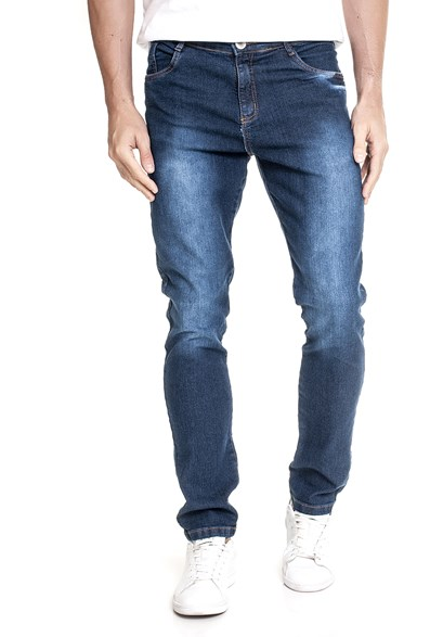 Calça Tex Five Slim Fit